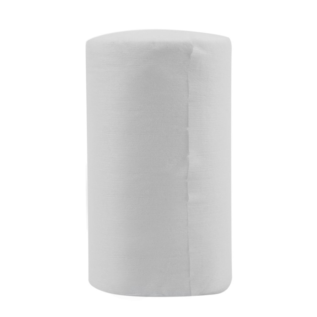 Hot Baby Flushable Biodegradable Disposable Cloth Nappy Diaper Insert Bamboo Liners 100 Sheets 1 Roll 18cmx30cm For 3-15Kg Baby