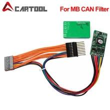 Para yanhua para mb pode filtrar 18 em 1 ajuste odômetro universal pode filtrar para benz