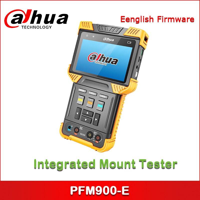 Dahua DH-PFM900-E Integrated Mount Tester For IPC, HDCVI, TVI, AHD, CVBS Camera Support PoE+