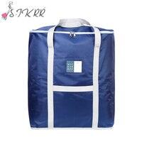 S.IKRR 129L Wasserdichte Oxford Tuch Reisetasche Organizer Verpackung Würfel Quilt Lagerung Tasche Große Hohe Qualität Gepäck Tasche Handtaschen