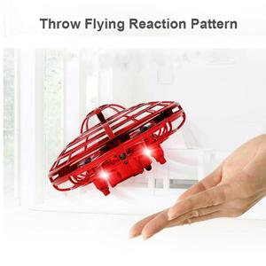 Hot !UFO Flying Helicopter Min