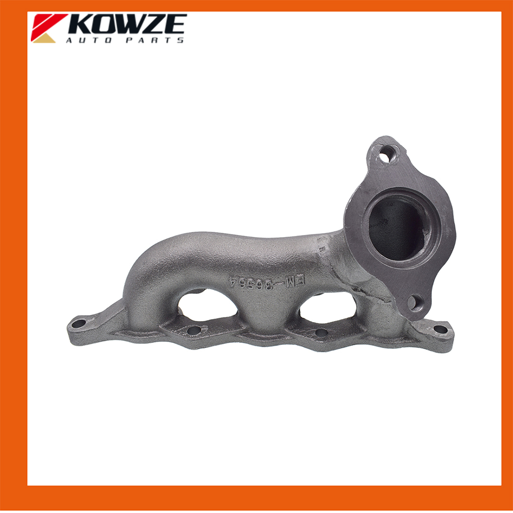 Left Exhaust Manifold For Mitsubishi PAJERO MONTERO III 3rd 2000-2006 V75 V77 MR497480 MR968801