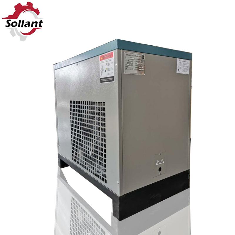 Screw Air Compressor, Minimum Price Air Compressor for RepaiWorking pressure 10bar?Handles a value of one cubic meter per minute