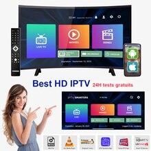 Estável rei ott plus ip smart tv europa canadá marrocos holanda bélgica alemanha suécia turquia m3u smart tv android pc tv