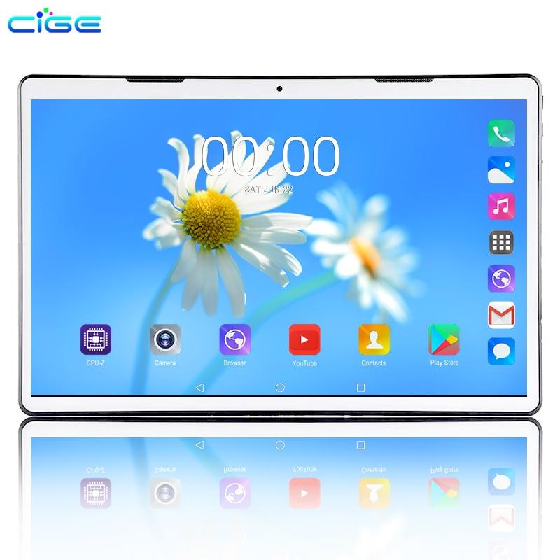 13.3 pouces 1920x1080 FHD tablette grand écran 4G Lte appel téléphonique 3GB RAM 64GB ROM tablettes double WiFi
