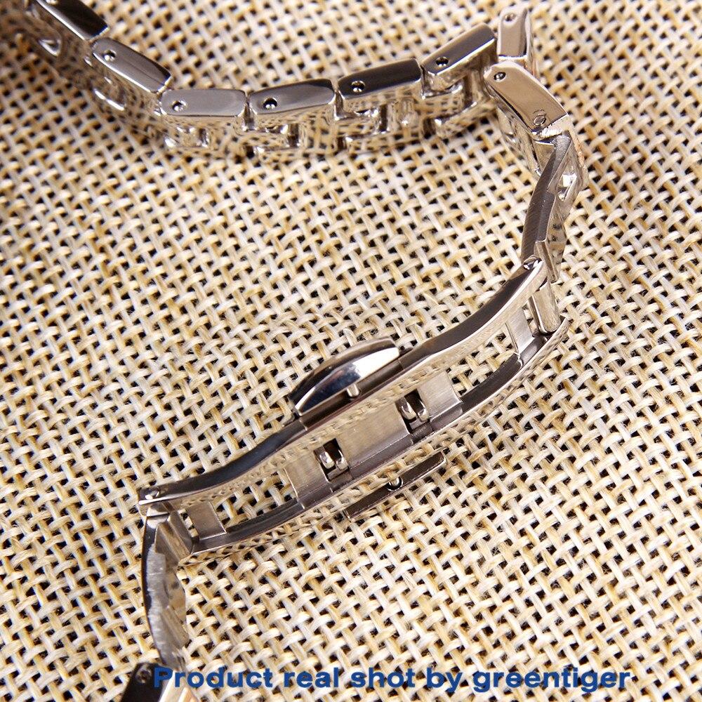 H0c97ba9bb6d14fd3868f59f105ab4a61T Greentiger H8 Smart Bracelet Women Activity Fitness Tracker Heart Rate Monitor Blood Pressure IP67 Waterproof Smart Wristband