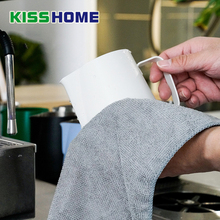 30*30/40*40cm Superfine Fiber Coffee Clean Barista Towel High Towels For Cafe/Bar/Match Special Kitchen Scarf Tools
