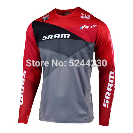 2019 motocross jersey off road  MTB jersey downhill jersey dh mx  bike jersey|Cycling Jerseys| |  - title=