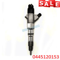 ERIKC 0 445 120 153 HIGH QUALITY AND NEW COMMON RAIL FUEL INJECTOR 0445120153 For Bosch Kamaz Diesel 4510411120349080 201149061