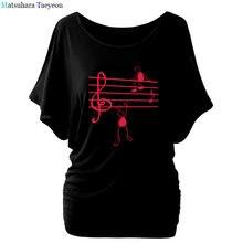 Модная женская музыкальная футболка топы женские футболки одежда