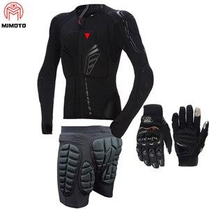 Motorcycle Jacket Racing Prote