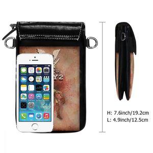 Image 4 - Stan rozpadu torba na ramię stan rozpadu torba ze skóry dzikiej podróż modne torebki damskie wysokiej jakości wzór cieńka torebka