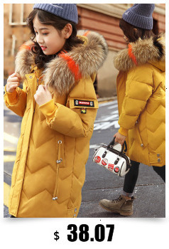 H0c9a18d99f5a41928e0193e1be2f689bs 2019 New Russia Baby costume rompers Clothes cold Winter Boy Girl Garment Thicken Warm Comfortable Pure Cotton coat jacket kids