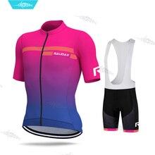 Cycling Short Sleeve Jersey Set ALEing Pro Team Cycling Clothing MTB Road Bike Shorts Jerseys Kits Men's Uniform Ropa Ciclismo цена