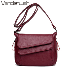 Hot Winter Style Bag Leather Luxury Handbags Women Bags Designer Women Shoulder Messenger Bags For Women 2020 Sac A Main Femme