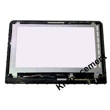 1080 P Para HP Envy 15-ae022TX Screen Display LCD + de Toque digitador de vidro + Quadro assembléia Substituição 15.6