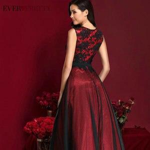 Image 5 - Vestido דה Festa לונגו תמונה אמיתית תחרה אפליקציות ארוך ערב שמלות 2020 זול ערב מסיבת שמלות Robe דה Soiree לונג