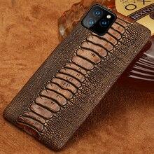 本物の牛革電話appleのiphone 5 12 11プロマックス12ミニxs最大xr 8プラスCkhb 19W高級カバーケース