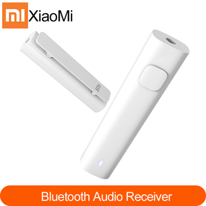 Image 1 - Original Xiaomi Bluetooth Audio Receiver Adapter Wired To Wireless Media Adapter For 3.5mm Earphone Headset Speaker Car Aux