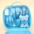 13 unids/set multifunción para recién nacidos, bebés, niños, cuidado de la salud, termómetro, Kit de cepillo de aseo, accesorios de salud, envío directo
