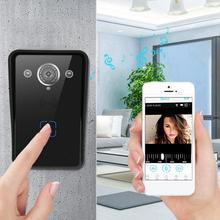 Smart WiFi Visual Doorbell Video Door Camera Phone APP Unlocking Wireless