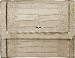 Montblanc Wallet 6cc with Flap and zipped coin case 107612