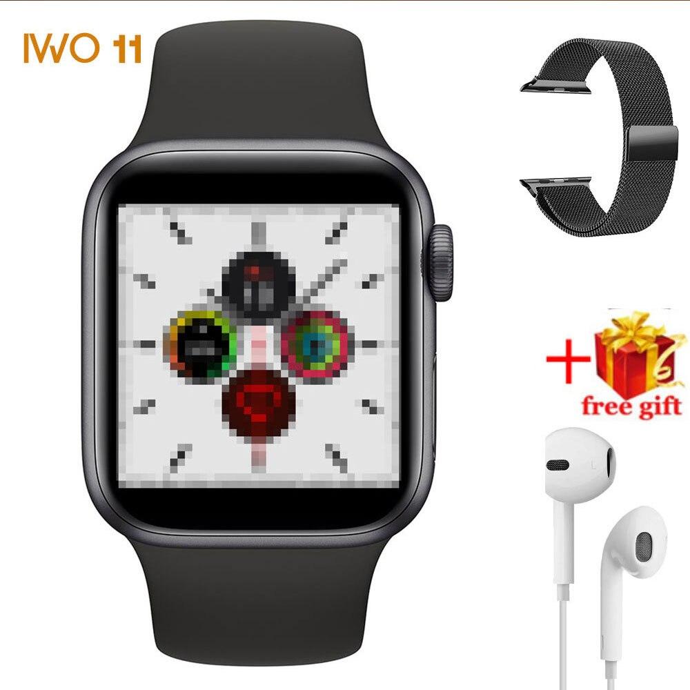 T200 Iwo 10 Lite/PPG Smart Watch Men Heart Rate Bluetooth Smartwatch Call For Women/men 2019 For Apple IOS PK Watch4 5 IWO 11