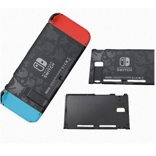 For Nintend Switch NS Console Replacement Housing Shell Case for  Switch Front Back Faceplate Cover 6