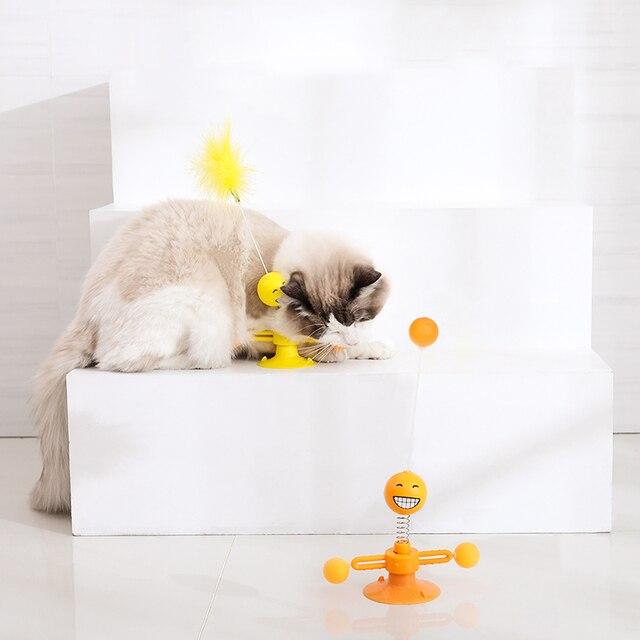 Interactive Playtime Kitten Toy  6
