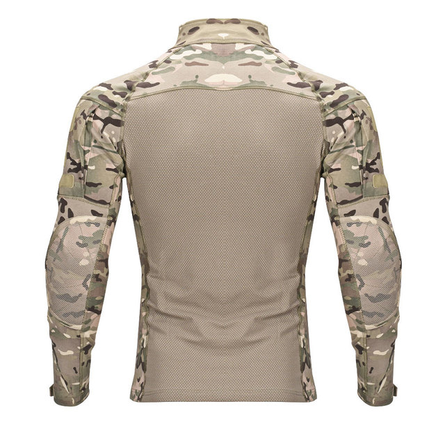 New Men Combat Shirts Proven Tactical Clothing Military Uniform CP Camouflage Airsoft Hunting Army Suit Breathable Work Clothes 3