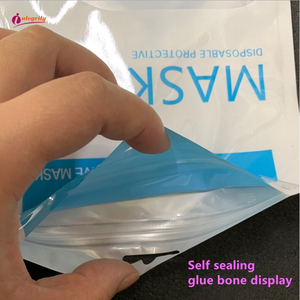 Image 4 - Integriteit Groothandel Rits Pak Verpakking Zak Zelfsluitende Rits Plastic Verpakking Opbergtas Zip Lock Plastic Pakket Pouches