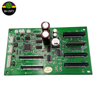 made in japan eco solvent printer parts mimaki jv33 head board/carriage board for dx5 printhead
