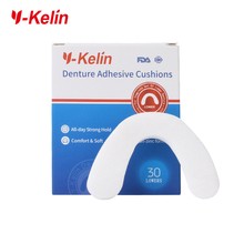 Y-Kelin Denture Adhesive Cushion (Lower) 30 pads