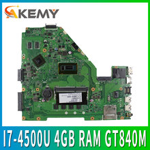 X550LN Laptop motherboard for ASUS X550LD A550L Y581L W518L X550LN Test original