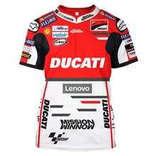 Nova ducati logo t-shirts 3d impresso esportes de manga curta superior verão masculino oversized S-6XL camiseta de corrida esportiva + shorts