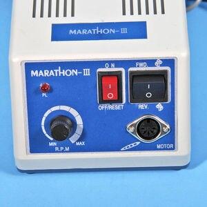 Image 4 - Free shipping Dental Lab MARATHON Micromotor Machine N3 + 35K RPM Polishing Handpiece 110/220V