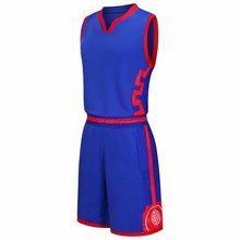 Молодежная баскетбольная форма, костюм для мужчин и женщин, Детская Баскетбольная одежда на заказ