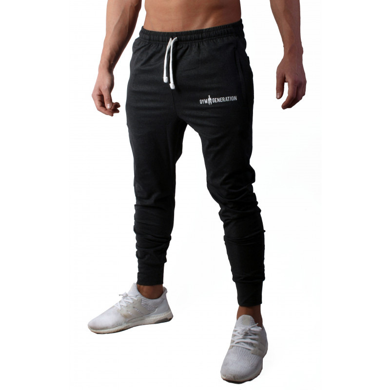 Image 3 - FRMARO Mens Joggers Casual Pants Fitness Men Sportswear Tracksuit Bottoms Skinny Sweatpants Trousers Gyms Jogger Track Pants-in Skinny Pants from Men's Clothing