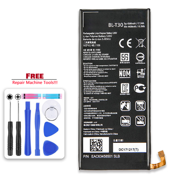 For LG Google Nexus G 4 5 5X/X Cam Power 2 Zero Q6 Pixel 2 XL E980 D820 Megalodon D8 Battery BL-T5 BL-T9 BL-T19 BL-T35 BL-T24 image