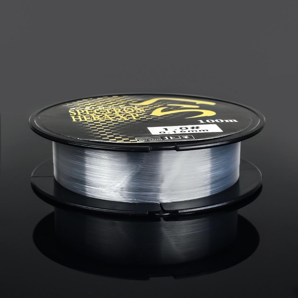 Linie de pescuit din nailon monofilament 100m Material japonez - Pescuit - Fotografie 4