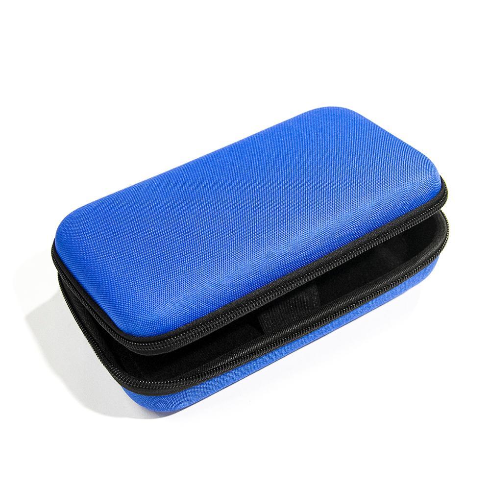 LOTO/USB PC Osciloscópio ferramenta case/estojo/case zip, para ferramentas e acessórios eletrônicos