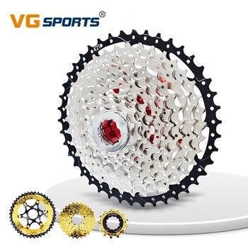 """VG sport 9 10 11 12 prędkości MTB rower kaseta oddzielne kaseta wolnobieg uchwyt zębatka 42T 46T pojemnik zasilany toczenia urządzenia """"nieznany żagiew"""" o bardzo dużej wytrzymałości dane techniczne pojemność około 50T 52T rower górski koła zamachowego"""