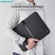 Сумка для ноутбука NILLKIN для Macbook Air 13,3, чехол для Macbook Pro 13, ударопрочный водонепроницаемый чехол для Macbook, чехол для делового ноутбука