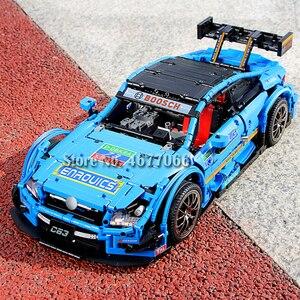 Image 5 - Xe Ô Tô Điều Khiển Từ Xa Khối Xây Dựng Tương Thích Với Legoed Gạch Technic Khối Xây Dựng Xây Dựng Đồ Chơi Cho Bé Trai Trẻ Em