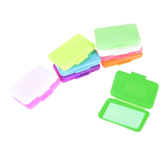 5 Pcs/pack Fruit Scent Dental Orthodontics Ortho Wax For Brace bracket gum irritation Oral Care Products