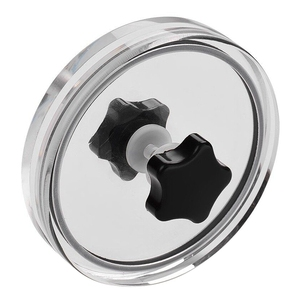 Image 2 - Cleaning Clamp Specially Designed for Vinyl Records with a Label Diameter Of 10 Cm