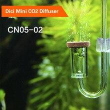 Dici Ku Nuo CO2 Diffuser Refiner Mini CO2 Slim Atomizer Fish Tank Aquarium