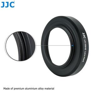 Image 2 - JJC Camera Lens Hood Bóng Cho Ống Kính Nikon Nikkor Z DX 16 50 Mm F/3.5 6.3 VR trên Kính Nikon Z50 Thay Thế Nikon HN 40 Có Thể Đặt 46 Mm