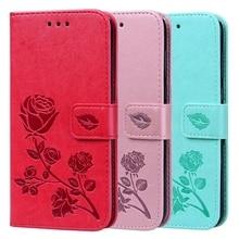 Чехол-бумажник для Xiaomi M3 Redmi Note 10 4X 9 8 7 6 8T 9S Pro 9C 9A 8A 7A 6A Redmi 4 4A 5A, кожаный защитный чехол для телефона