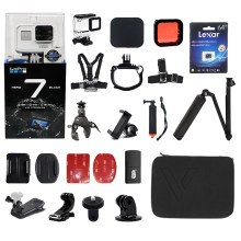 Originele Gopro Hero 7 Zwart (Limited Edition Schemering Wit) actie Camera Gaan Pro Hero7 Sport Cam 4K 60fps 12MP Foto Live Streaming(China)